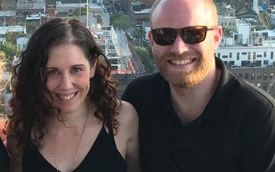 Lauren Siegal and Matthew Wurgaft