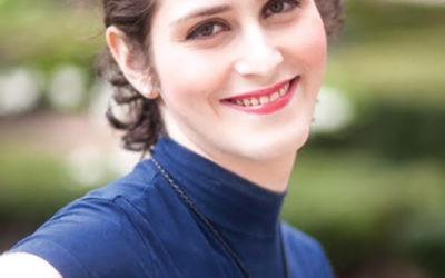 Abby Stein. Photo by Ingrid Holmquist
