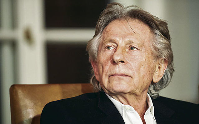 French-Polish film director Roman Polanski attending a press conference at the Bonarowski Palace Hotel in Krakow, Poland, Oct. 30. Photo by Adam Nurkiewicz/Getty Images