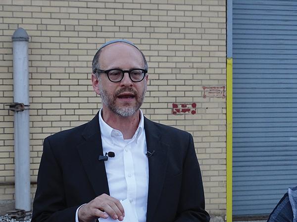 Tisha b'Av protest at detention center | New Jersey Jewish News