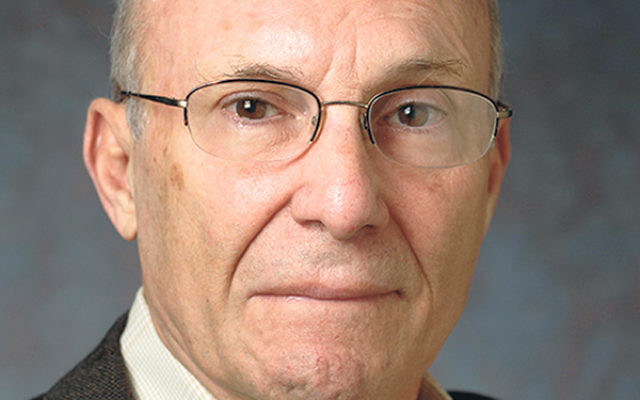 Law professor Paul Tractenberg said educational reform efforts must be enlarged and diversified.