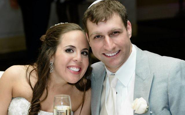 Heather and Benjamin Susman