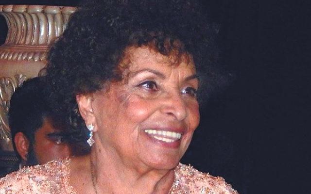 Naomi Wilzig, philanthropist and art collector