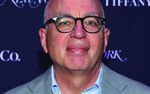 Author Michael Wolff attends the New York Magazine 50th Anniversary Party at Katz's Delicatessen on Oct. 24, 2017, in New York City. Photo by Ben Gabbe/Getty Images for New York Magazine