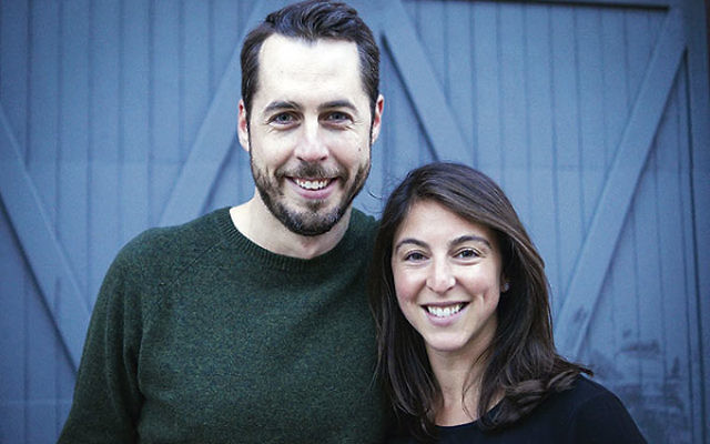 Zachary Geller and Dana Zucker