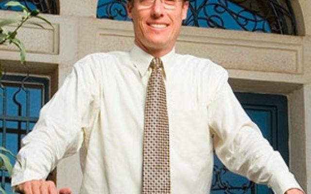 Rabbi Dr. Daniel Gordis