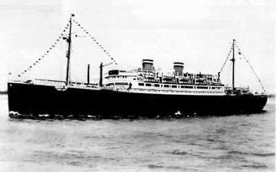 The S.S. St. Louis