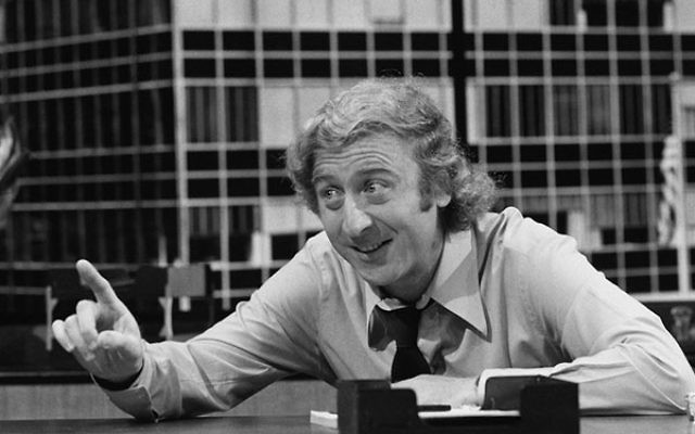 Gene Wilder was beloved for his roles in such films as Willy Wonka &the Chocolate Factory and The Producers. (Art Selby and Al Levine/NBC/NBCU Photo Bank via Getty Images)