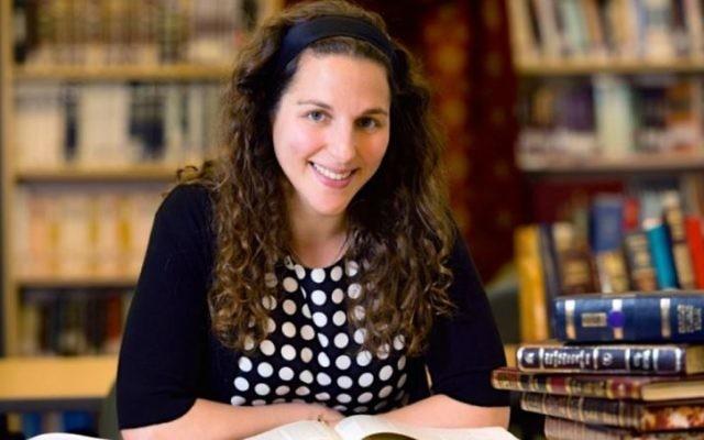 Rabbi Lila Kagedan, 35, was ordained this summer by Yeshivat Maharat, the seminary created by Rabbi Avi Weiss to train Orthodox female clergy.