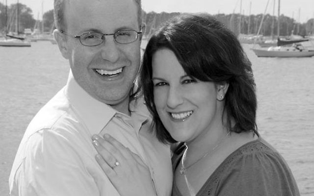 James Auslander and Rachel Aaronson
