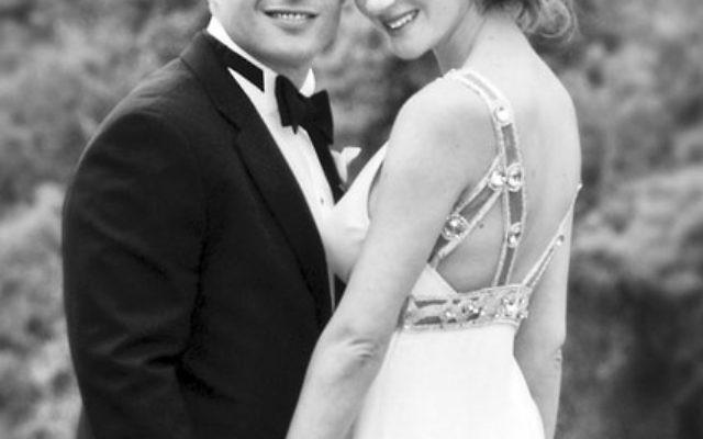 Jordan and Lindsay Weiss