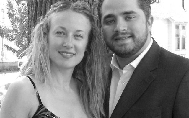 Melissa Johnson and Lawrence Elbaum