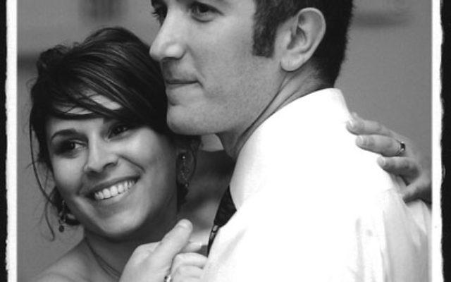 Stephanie Brenner and Scott Epstein
