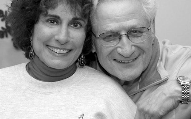 Diane and Bernard Foss