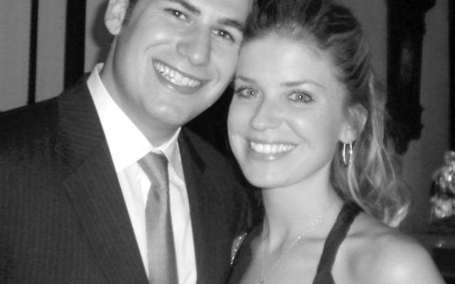 Bradley Nelson and Julie Gurland