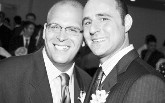 Adam Jacobs and Jay Faigenbaum