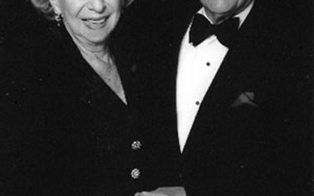 Gertrude and Frederic Penziner