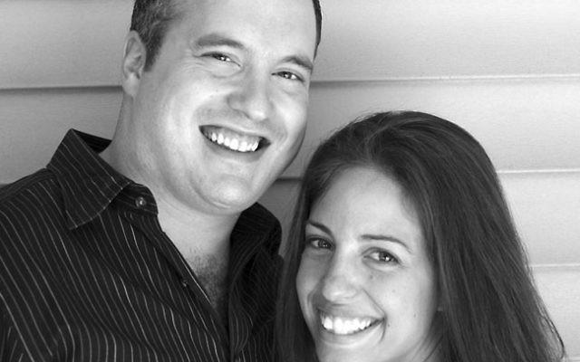 Michael Shapiro and Julie Wlodinguer