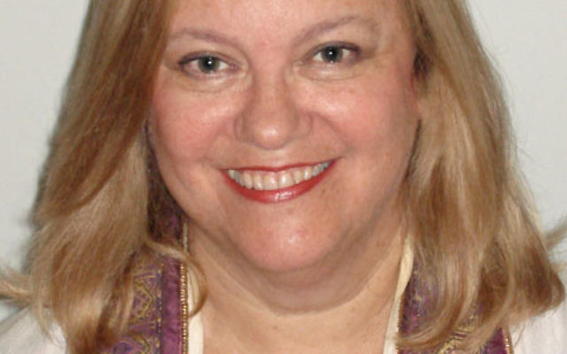 """Cantor Marsha Dubrow writes liturgical music """"with an eye toward being sensitive to women."""""""