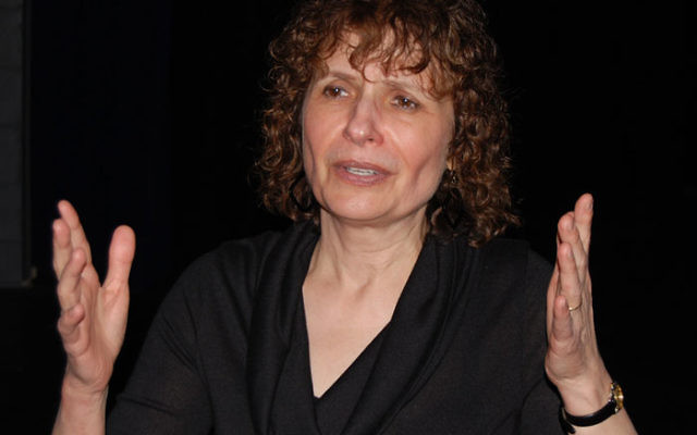 """Susanna Rich described her show as """"a vigil for as well as a celebration of human dignity and love."""""""