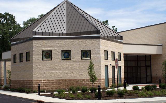 "The new home of the ""newlywed"" congregations Ahavat Shalom and Ahavat Achim — Ahavat Shalom."