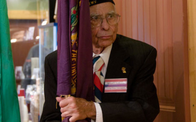 Still a practicing attorney at age 83, Bernard Weinstein is an active member of the JWV of America.