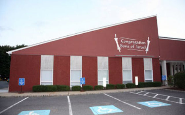 Congregation Sons of Israel in Manalapan has a smart new exterior, three years in the planning.