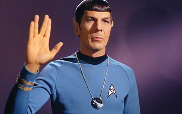Leonard Nimoy said his iconic pose from Star Trek was based on how the kohanim in his childhood synagogue positioned their hands during the priestly blessings.