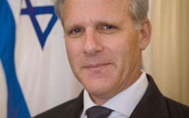 Michael Oren, Israel's ambassador to the United States, will deliver an address at UJA MetroWest's Super Sunday on Dec. 6.