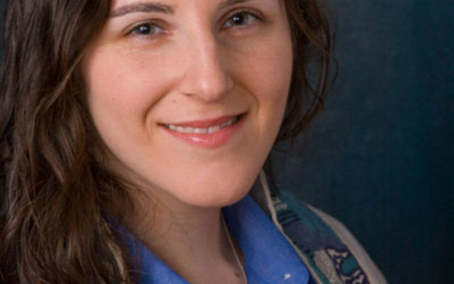 "Rabbi Ariann Weitzman, who will become director of congregational learning at Bnai Keshet in July, said ""every aspect of a congregation should be infused with education."" Photo courtesy Bnai Keshet"