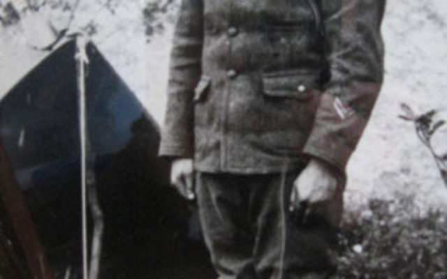 Sgt. William Shemin, a World War I hero whose daughter is fighting to have him awarded a Medal of Honor.