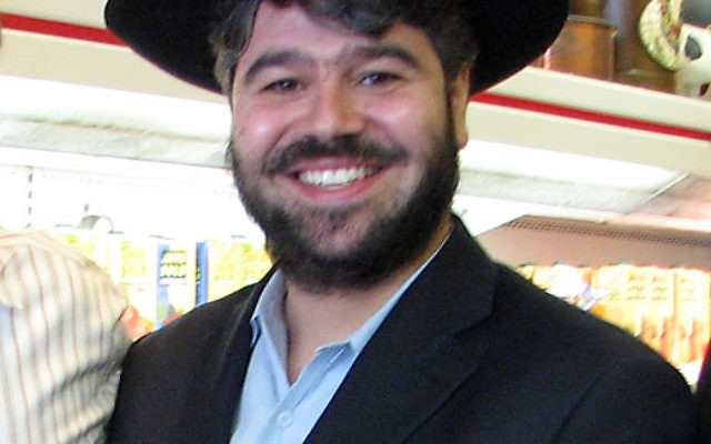 The township of Millburn informed Rabbi Mendel Solomon, who holds Shabbat services at Ahavat Torah, his property on White Oak Ridge Road, that he may be in violation of a zoning ordinance.