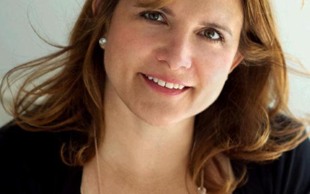 Anna Fisch of Short Hills became president of Women's Philanthropy in July. Photo by Joanie Schwarz