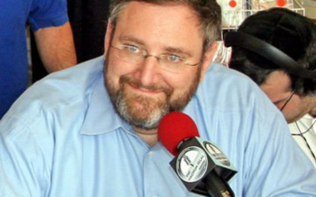 Radio host Nachum Segal will speak Dec. 11 at B'nai Shalom