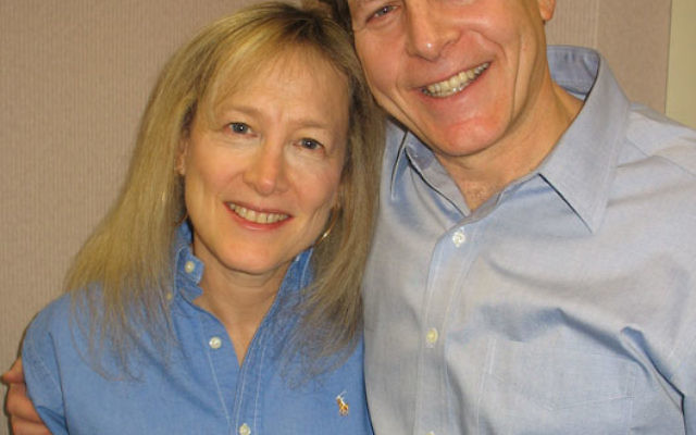"""Elisa Spungen Bildner and Rob Bildner, the """"first couple of Jewish overnight camp,"""" will be honored at UJA MetroWest's benefit concert."""