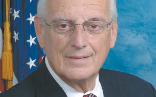"""Rep. Bill Pascrell says he is """"troubled that Republicans in Congress would want to eliminate funding for these vital aging-in-place programs."""""""