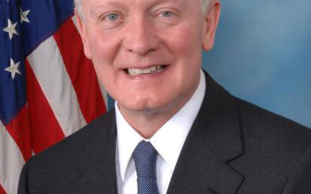 Rep. Leonard Lance says he wants sanctions to work in thwarting Iran's nuclear ambitions.