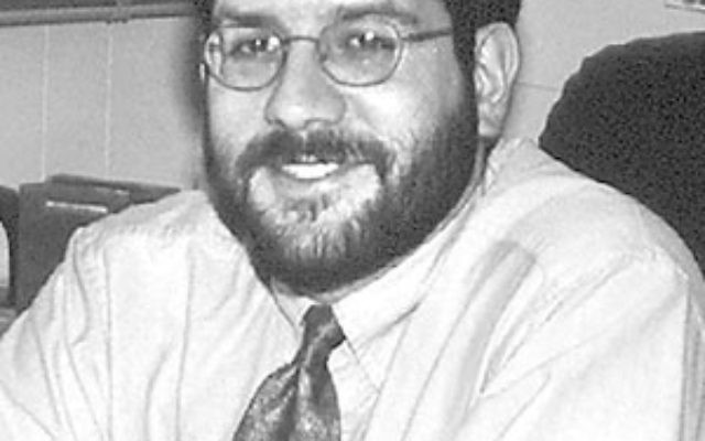Rabbi Joel Abraham worked on revising drafts of the final document.