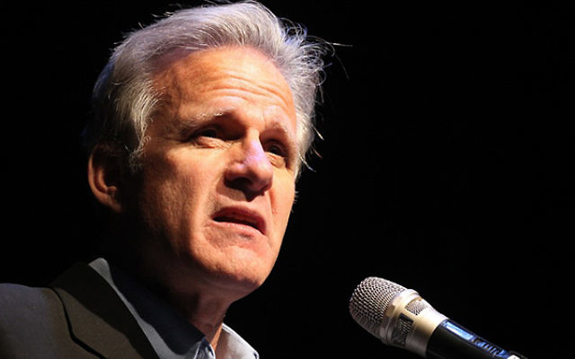 Michael Oren, a former diplomat and noted historian, may be the only American-born member of the next Israeli parliament. (Gideon Markowicz/FLASH90)