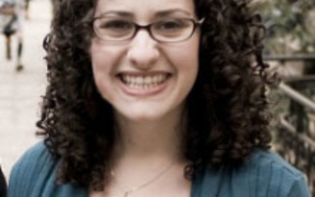 """Rabbi Sara Rich said a lot of her job at Princeton's Center for Jewish Life/Hillel will be """"relationship-building."""""""