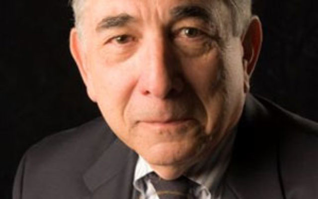 Manny Mandel was one of about 1,670 Hungarian Jews traded by Adolf Eichmann for war materials in 1944. He spoke about his unusual tale of survival Nov. 15 at Beth El Synagogue in East Windsor.