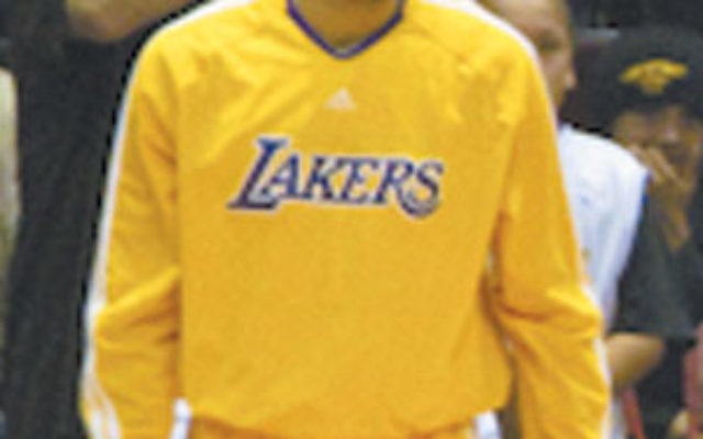 Jordan Farmar will be donning the uniform of the New Jersey Nets for the 2010-11 season. Photo courtesy Flickr