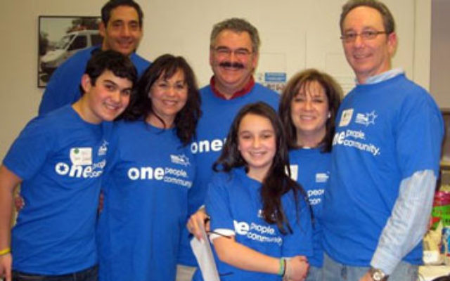 Volunteers at last year's Super Sunday helped raise funds for the Jewish Federation of Greater Middlesex County. This year Super Sunday is being held Nov. 22.