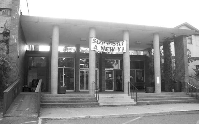 The YM-YWHA of Raritan Valley in August 2006 as it prepared to close. Financial ills have derailed plans to reestablish the Y in East Brunswick. Photo by Debra Rubin