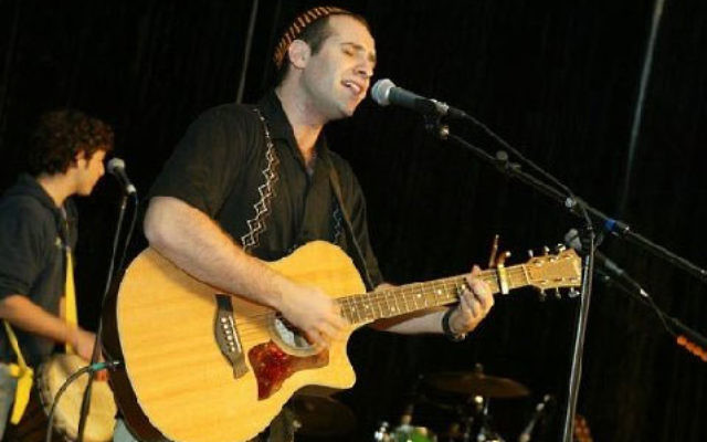 Noam Katz will be among the performers at Rejoice: Jewish Music and Culture Festival.