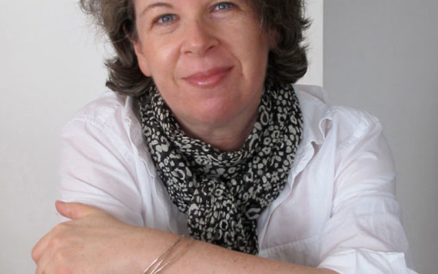 Novelist Meg Wolitzer, author of The Uncoupling