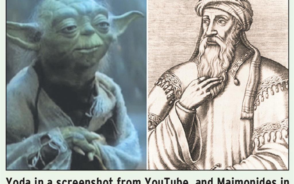 Yoda Or Jewish Sage Who Said What New Jersey Jewish News