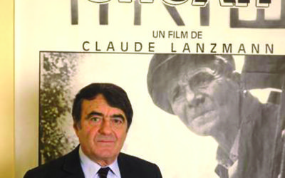 """Lanzmann's """"Shoah,"""" from 1985, represented a new paradigm that spoke directly to the basic problem of documenting the murder of six million European Jews. How do you depict an absence?"""
