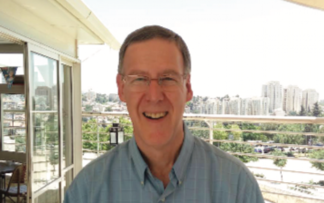 Richard Corman, former executive director of the JCC of Central New Jersey in Scotch Plains, now lives in Jerusalem.