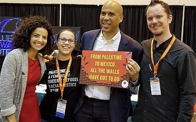 Photo taken at the Netroots Nation 2018 conference in New Orleans. @US_Campaign/Twitter